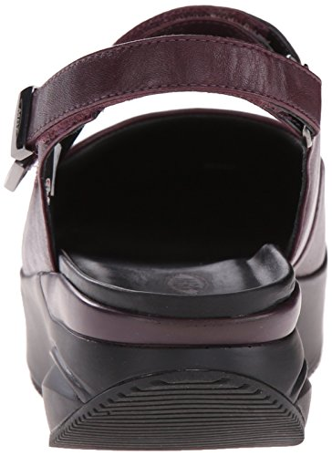 Walking Grape Wine Dress Koffi MBT Women's Shoe Back 5 Sling w1YB7qx8g