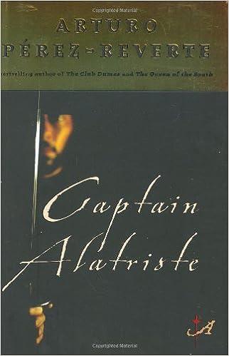 Book Captain Alatriste