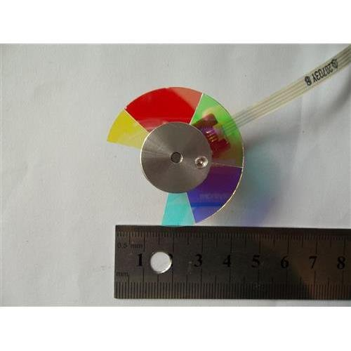 DIGO OEM DLP Projector Replacement Color Wheel for BENQ MS500 MS510 MP515 MP772 MP776(SY) MS500+ PB5125 DC00010 OEM