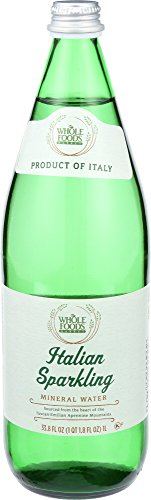 Whole Foods Market  Italian Sparkling Mineral Water  33 8 Fl Oz