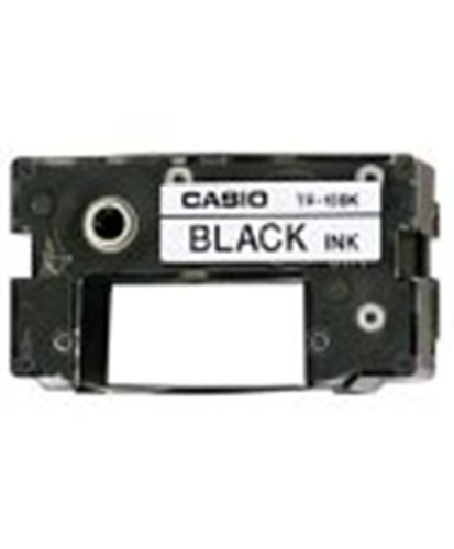Casio Cw 50 Ribbon (Casio TR-18BK Ribbon (Black) for Casio Disc Title Printers)