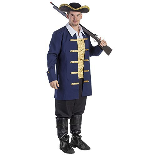 Mens Aristocrat Costumes (Men's Colonial Aristocrat Costume - Size Small by Dress Up America)