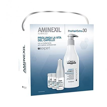 L Oreal - Productos anticaída para el cabello Expert Aminexil Advanced Pro Hair