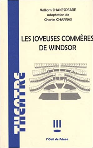 Livre Les joyeuses commères de Windsor pdf ebook