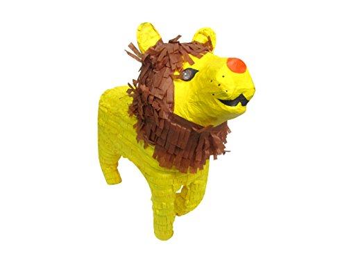(Pinatas Lion Pinata - Game, Decoration and Photo Prop for Zoo or Jungle Safari)