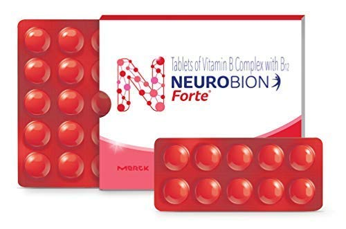 Neurobion Forte 60 Tablets Vitamin B Complex With B12