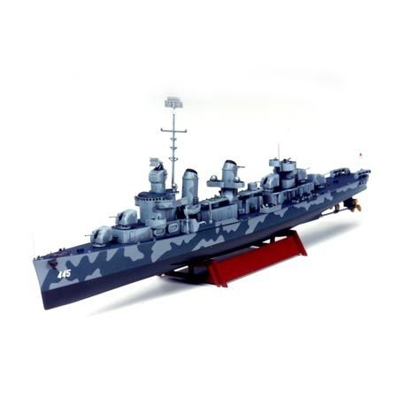 Tamiya Models Fletcher Class Destroyer