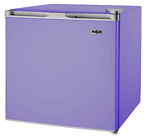 1.6-1.7 Cubic Foot Fridge, Purple