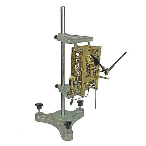 New Clock Pendulum Movement Holder Test Stand Regulating Repair Tool