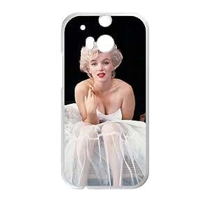 Zero White Dress Women Hot Seller Stylish Hard Case For HTC One M8