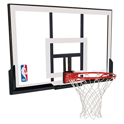 Huffy Sports 79307 Spalding 52 Inch Acrylic Backboard Combo