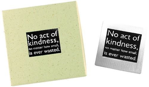 Vilmain KWEIGHT Kindness Pewter Paperweight product image
