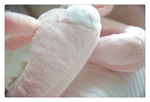 Pantofola Per Animali Da Compagnia Per Adulti Di Colore Rosa, Da Sempre Carina, Bella Da Inverno