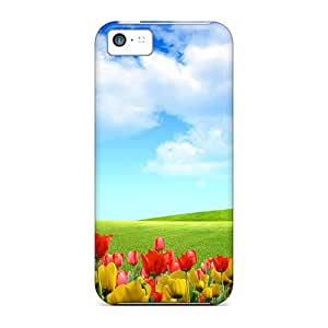 Premium [azlkadZ4516ERSzh]flowers Butterfly Case For Iphone 5c- Eco-friendly Packaging