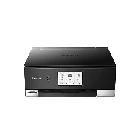 Impresora Multifuncional Canon PIXMA TS8350 Negra Wifi de ...