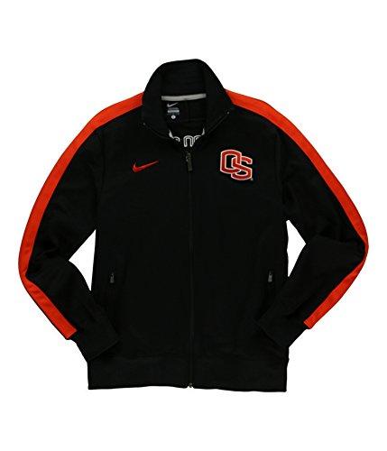 Nike Mens Oregon Beavers Track Jacket Black M