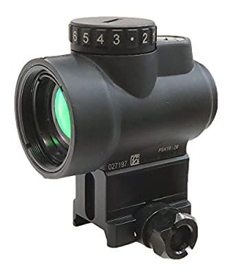 Trijicon MRO 2200003 w/Battle Steel Full Co-Witness Mount from Trijicon / Battle Steel