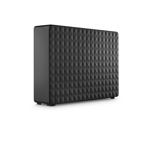 Seagate 5TB Expansion Desktop External Hard Drive - Black (STEG5000100) by Seagate