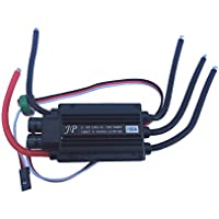 JP Spare Parts Brushless 100A ESC 2-6S for RC Fixed Wing Model Airplane