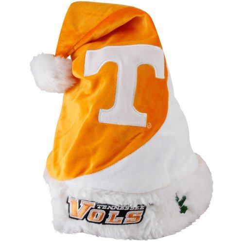 (Tennessee Volunteers Tennessee Orange-White True Colors Santa Hat)