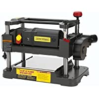 "Central Machinery 2-1/2 HP 12"" Planer with Dust Collection"