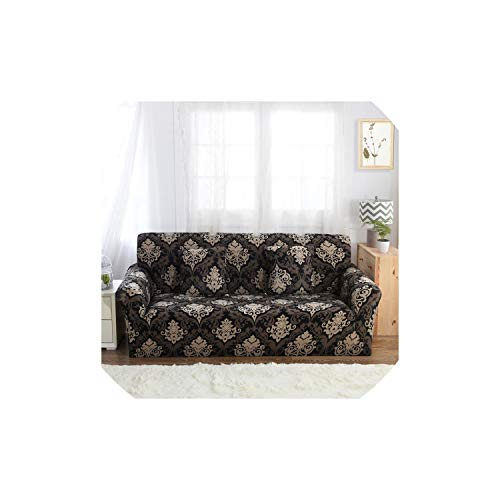 (Print Zebra Universal Sofa Cover Tight Wrap Couch Covers Printed Stretch Furniture Flexible seat slipcovers Sofa loveseat Towel,06,AB 90-140cm)