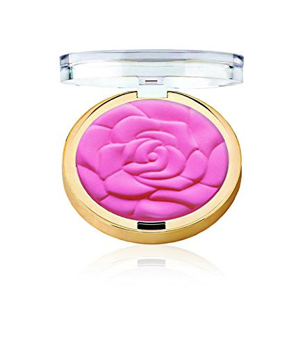 Milani Rose Powder Blush, Tea Rose, 0.60 Ounce By Rose Blush