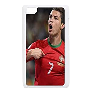 Cristiano Ronaldo for Ipod Touch 4 Cell Phone Case & Custom Phone Case Cover R16A651611