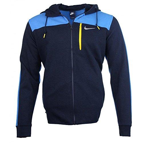 shirt Homme Nike Capuche Sweat Marine Bleu x1YnqzCw