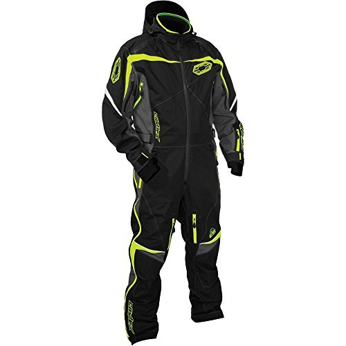 Castle X Freedom Monosuit Shell Mens Snowmobile Suit - Hi-Vis - XLG