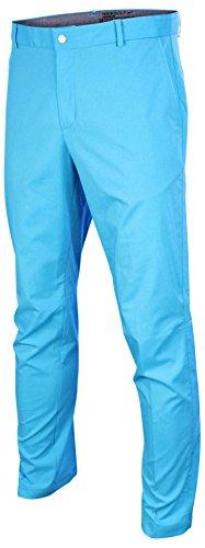 Nike Golf Men's Modern Tech Woven Pants Omega Blue/Wolf Grey 34 X 32