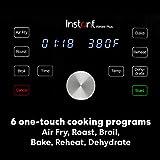 Instant Vortex Plus 6-in-1 Air Fryer, 6 Quart, 6