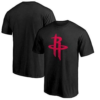 NBA Jersey Summer Houston Rocket Casual Letras Sueltas ...
