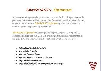 Experiencia de 6 días con Café para el Control de Peso SlimROAST Optimum