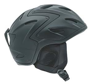 Giro Omen 2009 Snow Helmet (Matte Black, Small)