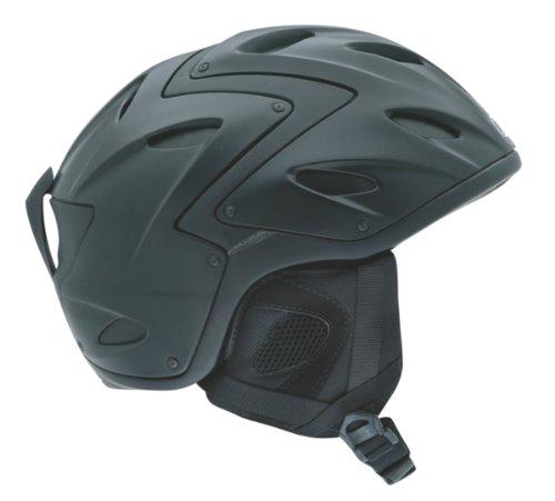 Giro Omen 2009 Snow Helmet (Matte Black, Small), Outdoor Stuffs