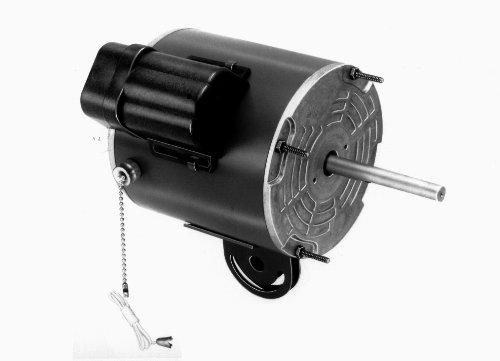 Fasco d999 5 6 frame totally enclosed permanent split for Electric motor sleeve bearings