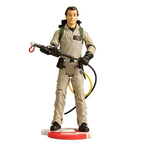 Ghostbusters Mattel Exclusive 6 Inch Action Figure Peter Venkman with Proton Stream