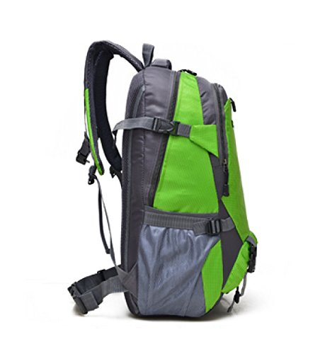 Blue Backpack Shoulder Multi Business Bag Leisure Travel Mountaineering Outdoor Laidaye purpose zvaRt