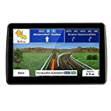 TOOGOO 7 Inch Car GPS Navigator Capacitive Screen 8G 256Mb Mp3/Mp4 Voice Driving Navigation Europe Map