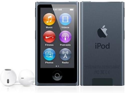 APPLE iPod nano 16 GB grafito (7ª generación): Amazon.es ...