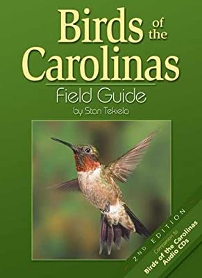 Birds of the Carolinas Field Guide, Second Edition: Companion to Birds of the Carolinas Audio CDs