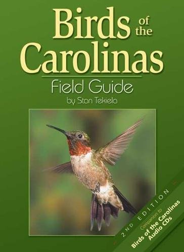 Birds of the Carolinas Field Guide, Second Edition: Companion to Birds of the Carolinas Audio CDs (Best Pocket Edition Seeds)