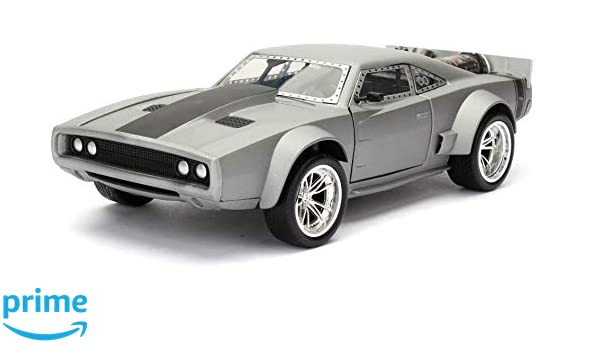 Dodge Ice Charger >> Dodge Ice Charger Grau Metallic Dom Fast Furious 8