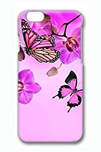 Brian114 Butterfly Orchid And Butterfly 3 Phone Case for the iPhone 6 Plus 3D by Maris's Diary