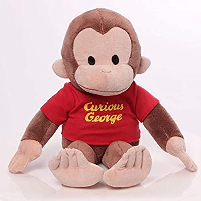 Curious George Red Shirt