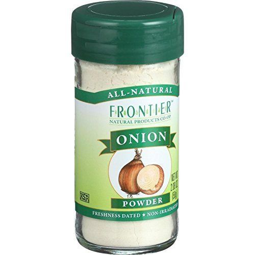 Frontier Herb Onion White Powdered 2.08 oz. ( Multi-Pack) by FRONTIER HERB