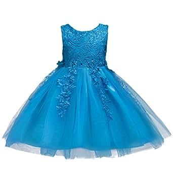 Amazon.com: IBTOM CASTLE Flower Girls Dresses Princess
