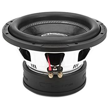 CT Sounds Tropo 10 Inch Car Subwoofer 450w RMS Dual 4 Ohm