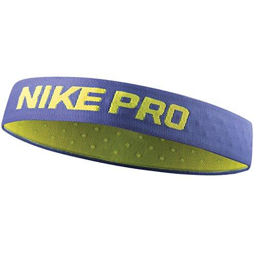 Nike Pro Headband - Purple Haze/Volt